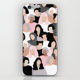 All of us iPhone Skin