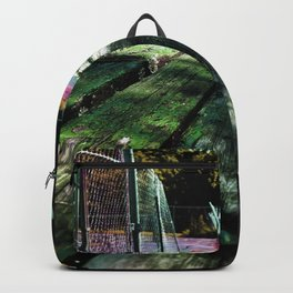 Weathered Park Backpack