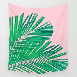 Palm leaf Wall Tapestry
