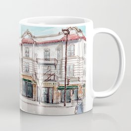 Montreal, Parc at Laurier Coffee Mug