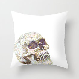 A Fellow of Infinite Jest Throw Pillow