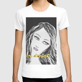 In denial T-shirt