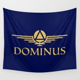 Call Me Dominus Wall Tapestry
