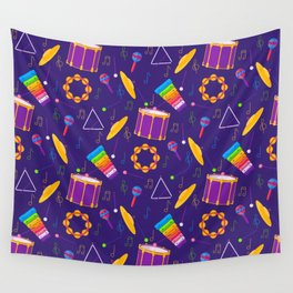 Percussion Wall Tapestry