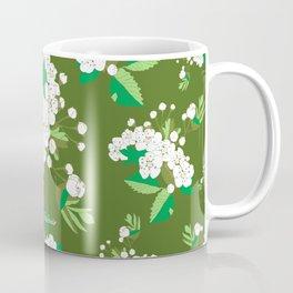 Hawthorn flower Coffee Mug