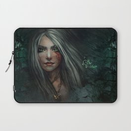 Cirilla - The Witcher Laptop Sleeve