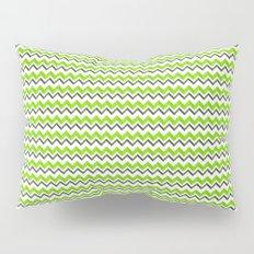 Evergreen hedge Pillow Sham