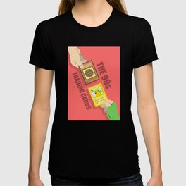 90s Trading Cards T-shirt