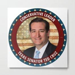 Conservative Leader Metal Print
