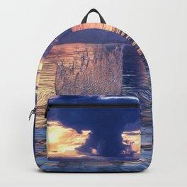 Sunset Splash Backpack