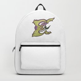E is for Echinacea Backpack