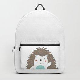 Happy Hedgehog Backpack