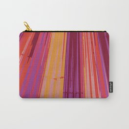 Bright Sun Rays Carry-All Pouch
