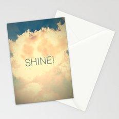 SHINE! Stationery Cards