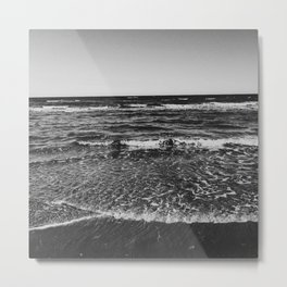 Salty air Metal Print