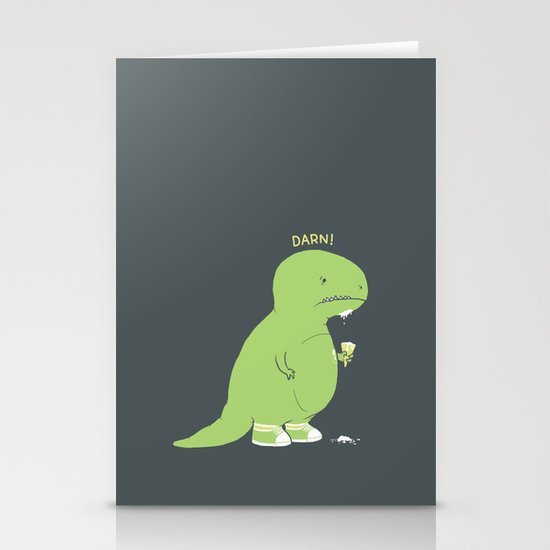 Darn! Stationery Cards