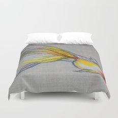 Goldfish Pond (close up #4) Duvet Cover