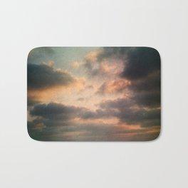 Dreamy Clouds Bath Mat