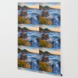 Soberanes Point Sunset, Big Sur Wallpaper