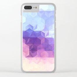 GEO#5 Clear iPhone Case