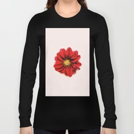 Sunken Flower Long Sleeve T-shirt