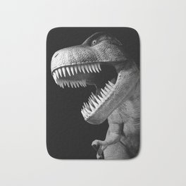Tyrannosaurus Rex dinosaur Bath Mat