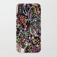 paisley iPhone & iPod Cases featuring PAISLEY by  Ray Athi