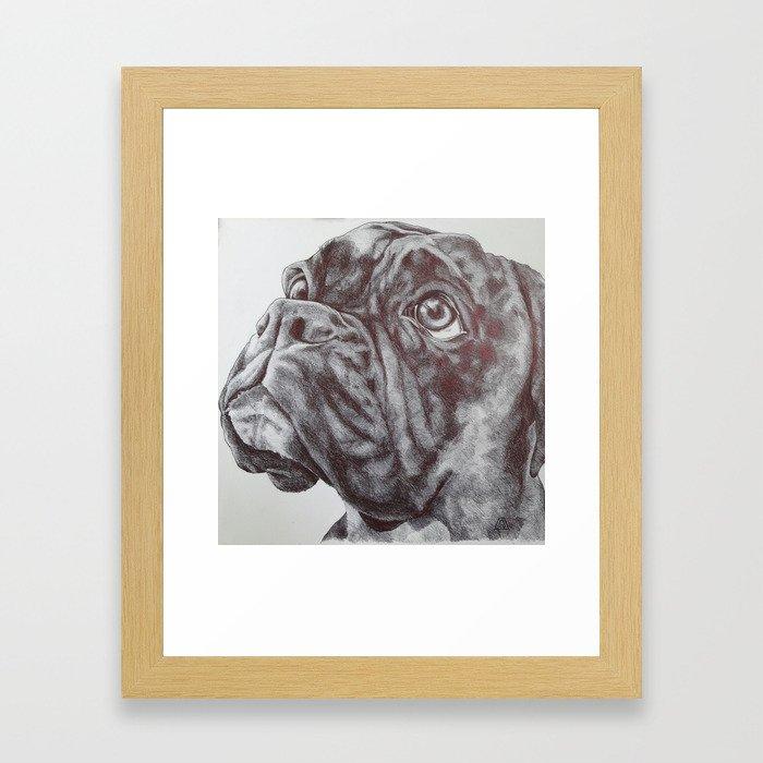 Highbury Framed Art Print