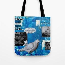 The Unsung Genius Tote Bag