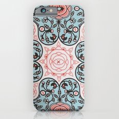 Paisly Prints iPhone 6s Slim Case