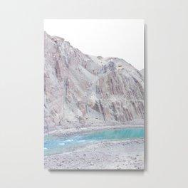 Kashmir II Metal Print