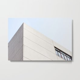 Abstract architecture photography Metal Print