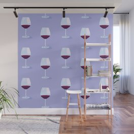 All of the Wine Wall Mural