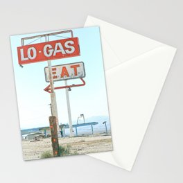 Town Pump Stationery Cards