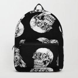 Skull Eyes Backpack