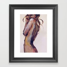 Last Word Framed Art Print
