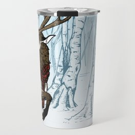 Winter Scene Travel Mug
