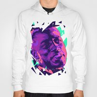wesley bird Hoodies featuring Wesley snipes // Bad actors v2 by mergedvisible