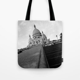 Sacre Coeur NO1 Tote Bag