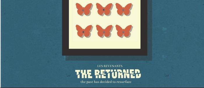 The Returned, french tv series, minimalist, alternative poster, Canal+ Coffee Mug