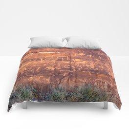 Ancient Rock_Art Panel 0619 - Utah Comforters