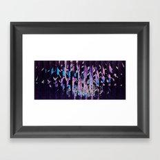 Flowr_01 Framed Art Print