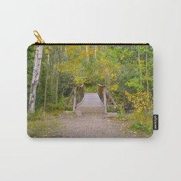 Colorado Mountain Bridge Carry-All Pouch