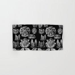 1904 Haeckel Chiroptera Hand & Bath Towel