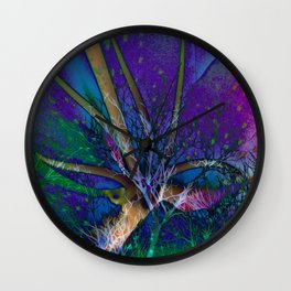 Fairy Forest Wall Clock
