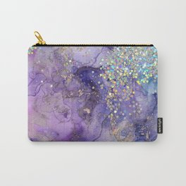 Watercolor Magic Carry-All Pouch