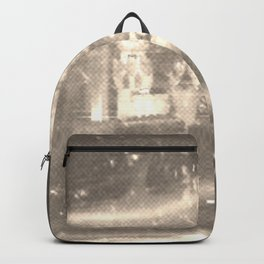Stained Russia Backpack