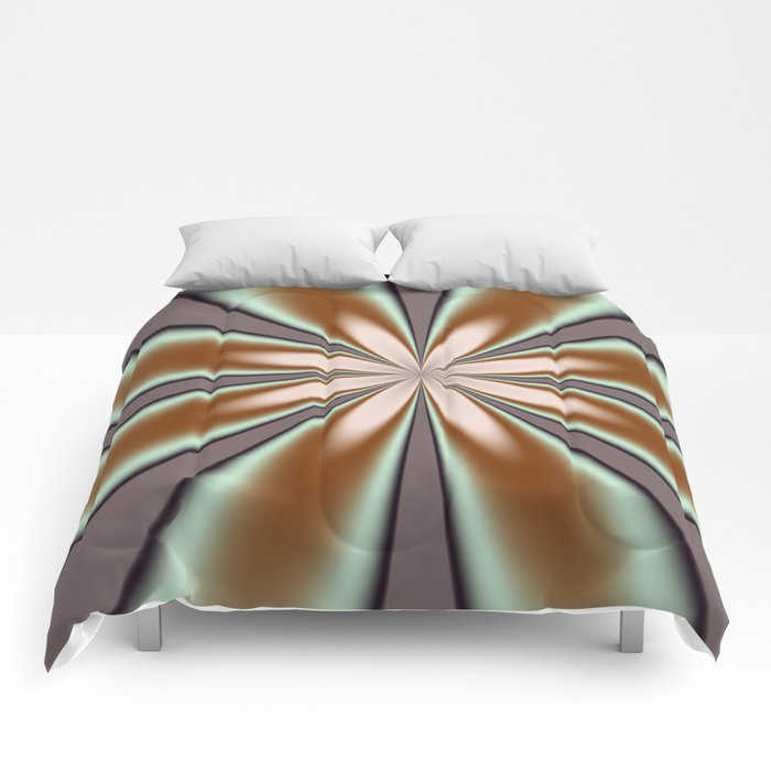 Fractal Pinch in BMAP03 Comforters