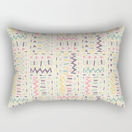 Crème Rectangular Pillow