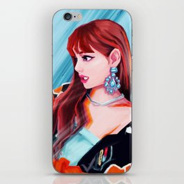 BLACKPINK LISA iPhone Skin